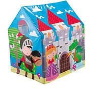 Игровой домик детская палатка Intex 45642 замок