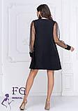 """Платье с прозрачными рукавами """"Муза""""  Распродажа модели, фото 6"""