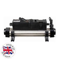 Электронагреватель для эффективного нагрева воды Elecro Flow Line 8Т3AВ Titan/Steel 12 кВт 400В