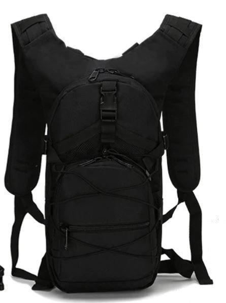 Рюкзак тактический велосипедный TacticBag B10, 15 л  – черный