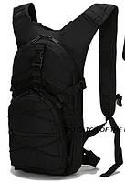 Рюкзак тактический велосипедный TacticBag B10, 15 л  – черный, фото 2