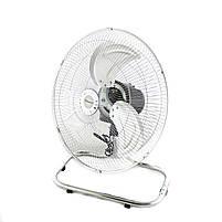 Напольный вентилятор Domotec MS-1622, металлический, фото 2