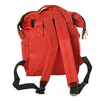 Рюкзак Teenage Backpacks MK 2877 сумка, красно-синяя, фото 2