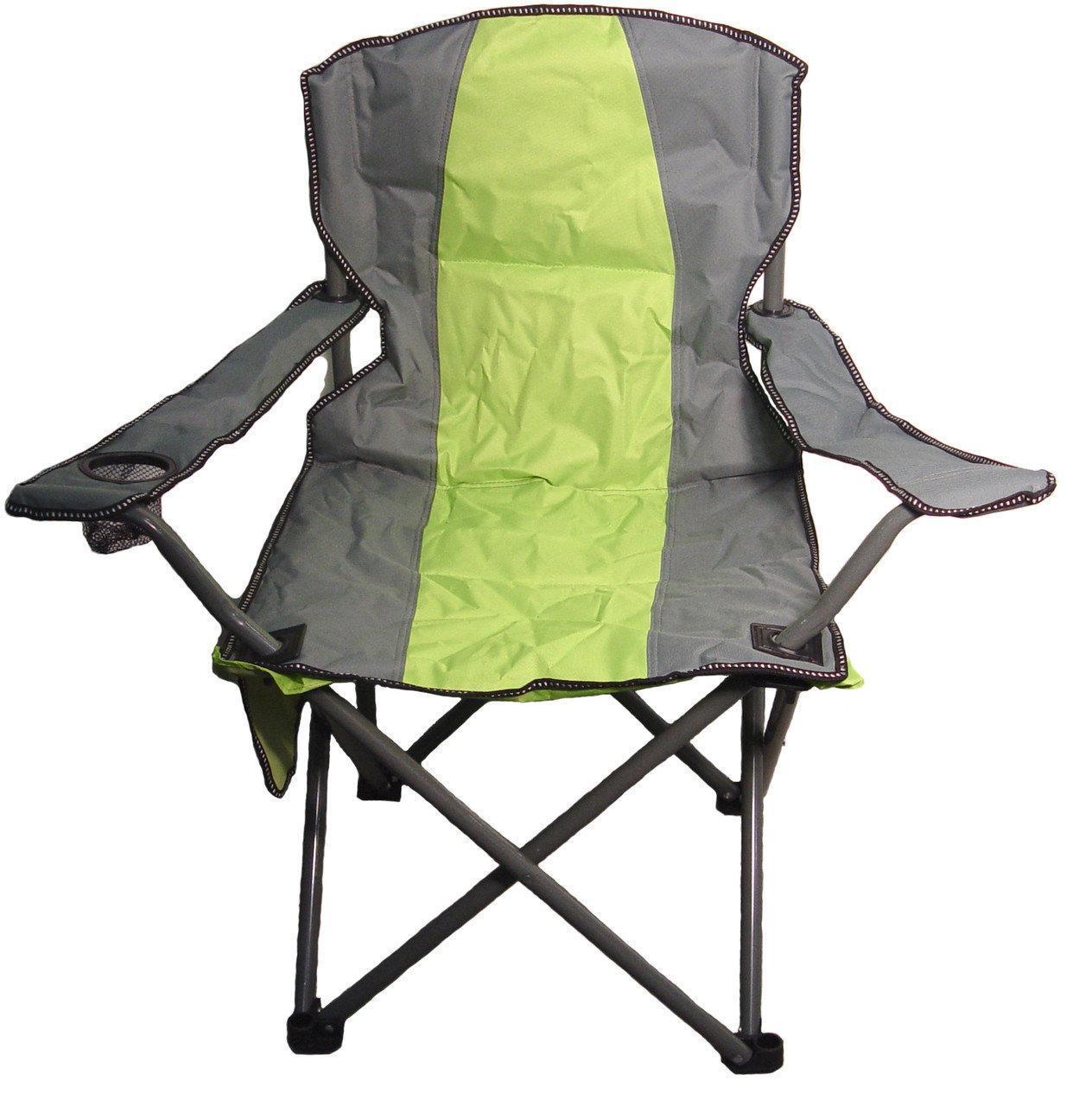 Кресло раскладное Директор Лайт R28842, 90х54х100 см - зеленый