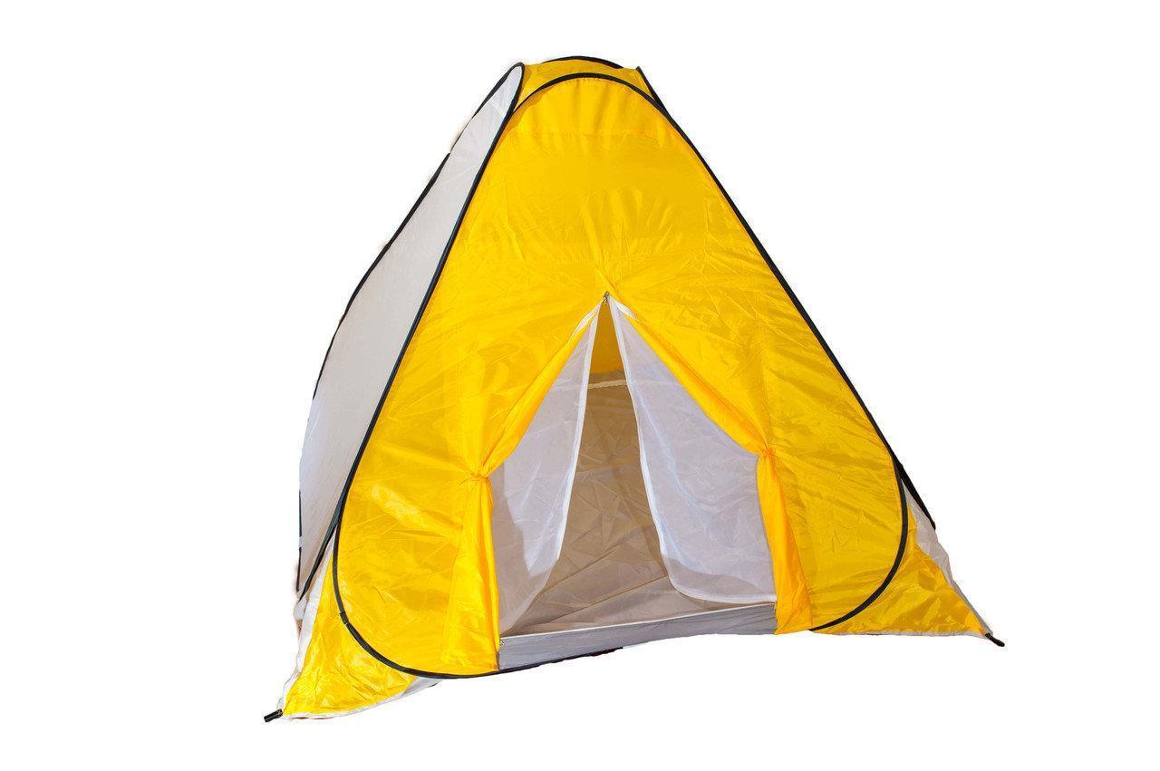 Палатка-автомат всесезонная Ranger winter-5 (weekend) RA 660 желтый2