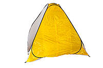 Палатка-автомат всесезонная Ranger winter-5 (weekend) RA 660 желтый2 , фото 3