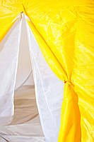 Палатка-автомат всесезонная Ranger winter-5 (weekend) RA 660 желтый2 , фото 6