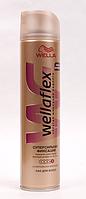 Лак для волос Wellaflex Wella. Суперсильная Фиксация, надежная фиксация до 24 часов. № 5 GIL  /05-82 N