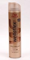Лак для волос Wellaflex Wella Блеск и Фиксация, суперсильной фиксации, № 5 GIL /05-82 N