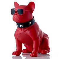 Беспроводная портативная колонка CoolDog M10 Bluetooth Red