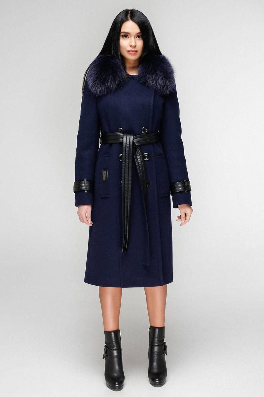 Женское Пальто П-1157 н/м Шерсть пальтовая 113-1712 Тон 16  Favoritti