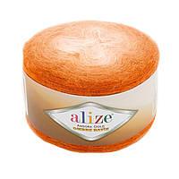 Alize Angora Gold Ombre Batik №7296 рыжий