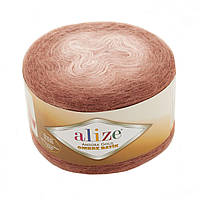 Alize Angora Gold Ombre Batik №7302 терракот