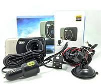 Видеорегистратор автомобильный DVR CT503 1080P с двумя камерами, фото 3