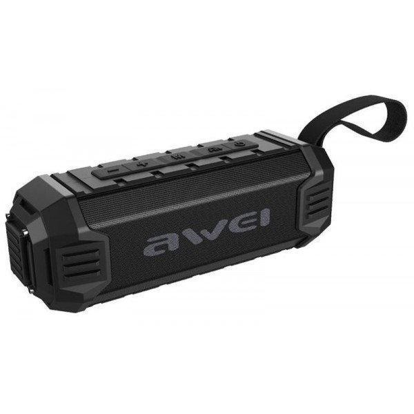 Портативная Bluetooth колонка Awei Y280, черная