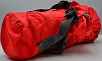 Гамак туристический Plai-RS усиленный, красный, фото 2