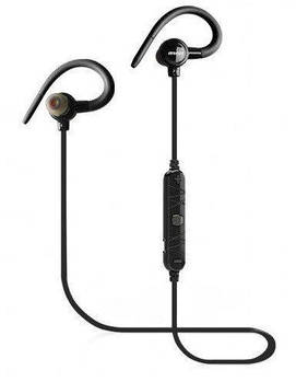 Наушники беспроводные Bluetooth Awei A620BL  с магнитами, черные
