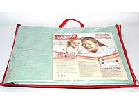 Электрическая простынь полуторная Yasam aquamarine 160x120 см, аквамарин, фото 2