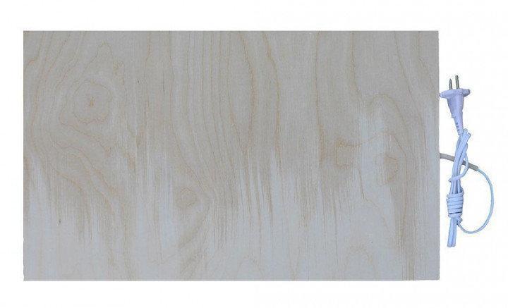 Обогреватель-подставка ТРИО 01602 80 Вт 50х31 см, деревянный