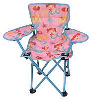 Кресло раскладное детское XS MH-3085 38х38х60 см, русалочка