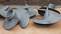 Литые наконечники для винтовых свай 250