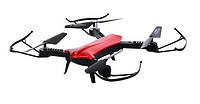 Квадрокоптер дрон со светом MHZ L6060 Red