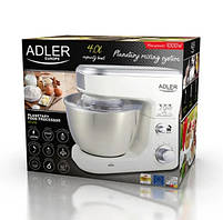 Кухонный комбайн Adler AD 4216 с чашей, фото 7