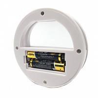 Светодиодное кольцо для селфи вспышка Selfie Ring Light 3 режима, белый, фото 4