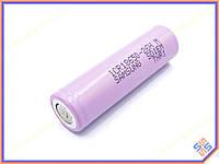 Аккумулятор Li-ion 18650 (3.7V 2600mAh) Samsung SDIEM ICR18650-26F. Разборка с новых АКБ для ноутбуков! Могут иметь следы клея!