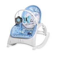 Шезлонг, кресло-качалка (ENJOY BLUE BUNNY) (Lorelli)
