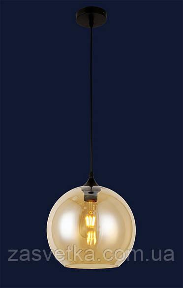 Люстра подвес шар 91605-1 BR (15см)