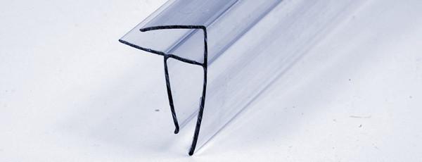 Кутовий полікарбонатний профіль, 8-10 мм - довжина 6 м
