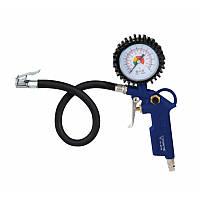 Пневматический пистолет для накачивания колес с манометром Forte TIG-6316 SKL11-236620