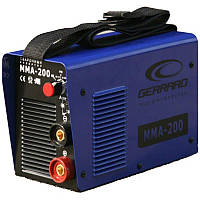 Сварочный инвертор в картонной коробке Gerrard MMA-200 - 236759