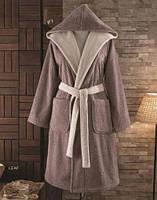 Махровый женский халат Soft cotton 1