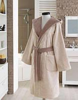 Махровый женский халат Soft cotton 2