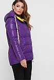 Зимняя куртка женская короткая 8132, фото 2