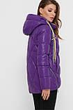 Зимняя куртка женская короткая 8132, фото 3