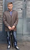 Пиджаки мужские коричневые опт