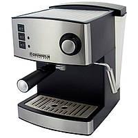 Кофемашина эспрессо 850 Вт Grunhelm GEC15 (78812)