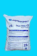 Соль таблетированная Украина, Польша. Мешки по 25 кг.