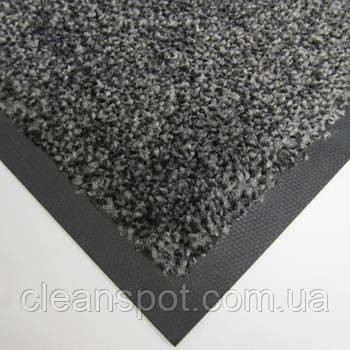 Нейлоновый грязезащитный коврик. 120*180 серый. 1022506