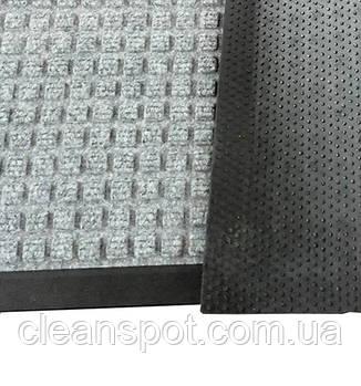 Грязезащитный  коврик Ватер-Холд (Water-hold), 60*90 серый.  1022503