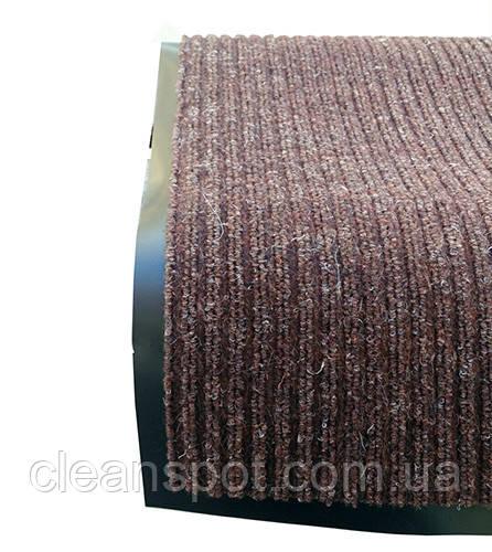 Грязезащитный коврик Дабл Стрипт, 120*180 шоколад. 1022523