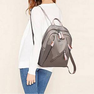 Стильний рюкзак сумочка HiFlash чорний