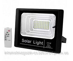 Прожектор на солнечной батарее FOYU 20 Вт (FO-8820)