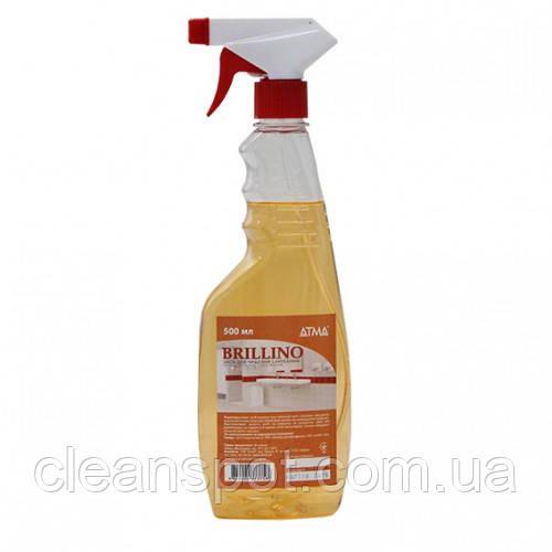 Чистящее средство по уходу за сантехникой Brillino 0,5л. BC140500