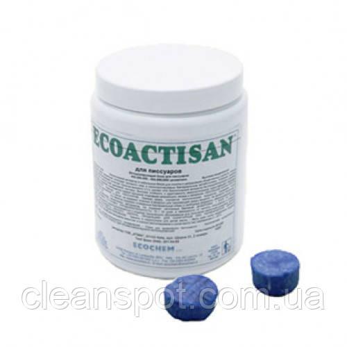 Дезодорирующие таблетки для писсуаров. ECOACTISAN URINALS