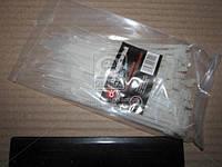 Хомут пластиковый (DK22-2.5х120WT) 2.5х120мм. белый 100шт./уп. <ДК>