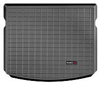 Коврик в багажник Dodge Challenger III 2011 - 2014 черные, Tri-Extruded (WeatherTech, 40517) - штука